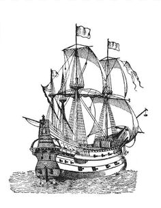 Pirate ship iphone wallpaper - photo#19
