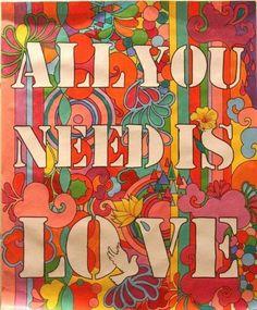 Mantra de hoy: todo lo que necesitas es amor! #allyouneedislove #indramantras #peace #imagine #kirtan #harekrishna