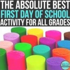 Why Teachers NEED Playdough on the First Day of SchoolThanks iheartcrafty for this post.Clutter-Free Classroom has FREE tips ideas to help teachers improve classroom organization management. As a National Board Certified teacher, curricul# cool Organization Ideas For The Home Diy, Organization And Management, Classroom Organization, Organizing, Classroom Teacher, Classroom Seats, Classroom Management, Education Conferences, Education Jobs