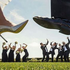 20 Bold Funny Wedding Photography Ideas Do you think all wedding photos are boring or too official? I prepared for you some incredibly funny wedding pictures. Some will make you roll on Funny Wedding Photography, Funny Wedding Photos, Cute Wedding Ideas, Wedding Pictures, Photography Ideas, Trendy Wedding, Party Photography, Funny Weddings, Funny Bridesmaid Pictures