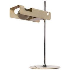 Table Lamp by Joe Colombo for O Luce