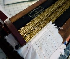 Southern Matriarch: Seamless Pleating Tutorial