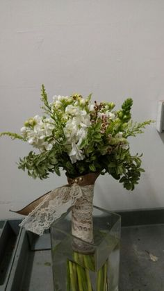 Out of the field bridal bouquet Glass Vase, Bouquet, Bridal, Gallery, Flowers, Home Decor, Roof Rack, Bouquet Of Flowers, Bouquets