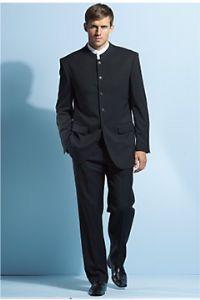 Nehru Suit, Pretty sharp .. Today's look big improvement....yummmm