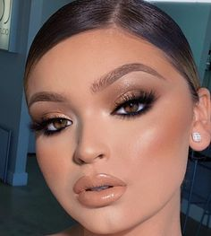 Flawless Makeup, Beauty Makeup, Eye Makeup, Hair Makeup, Makeup Inspo, Makeup Inspiration, Makeup Ideas, Make Me Up, How To Make