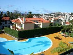 Groot appartement met een slaapkamer in het exclusieve prive complex met zwembadVakantieverhuur in Funchal van @homeaway! #vacation #rental #travel #homeaway