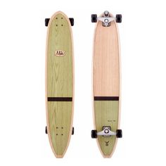 Maki Longboards ❤ liked on Polyvore featuring accessories, skate, sport, fillers and skateboard