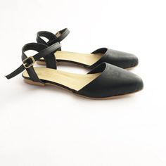 144b7a1be9fe Adele Pointed Vegan Sandals (Handmade to order)