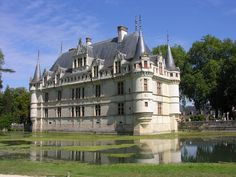 Foto: Castillo de Azay le Rideau - Francia