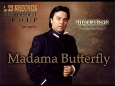 "▶ Tito Beltran - Opera: Madama Butterfly ""By Puccini"" (Live At ATG, Italy 2004) - YouTube"