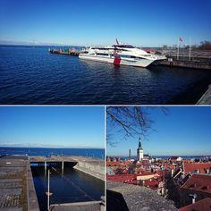 Kevään seurakuntakierros 2 - Tallinna kotiin Kuopioon