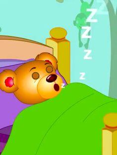 Hop a Little Jump a Little Rhyme Cartoon Animation Songs For Children