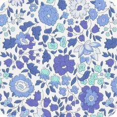 Liberty D'Anjo sky blue