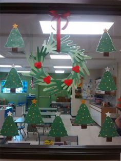 1000 Images About Preschool Window Decorations On