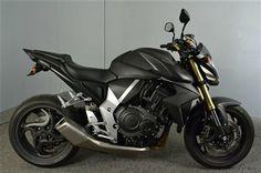 2012 Honda CB1000 Motorcycle | San Francisco, California | #SF_Moto #MotorcycleLove #sfmoto #bikelife