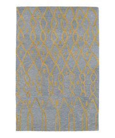 This Utopia rug brings subtle Moroccan design and inspiration to your home decor. This hand-tufted wool rug offers a simplistic, geometric and transitional design that combines with a soothing and natural color pallet. Moroccan Area Rug, Moroccan Design, Yellow Rug, Gray Yellow, Carpet Stains, Geometric Rug, Blue Wool, Rug Store, Throw Rugs