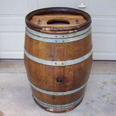 Wine Barrel Furniture Barrels Michigan