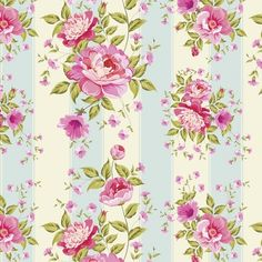 Rose pattern Scenografia