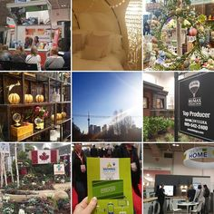 Well hello Day 9! It's the last weekend of the #NationalHomeShow and @canadablooms you won't want to miss all the amazing things that are happening today!  #FDHome #HomeShows  #toronto #events #homeshow