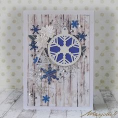 MargotkabCZ: Vánoční přáníčka bílá prkna Cardmaking, Scrapbook, Frame, Cards, Prints, Handmade, Home Decor, Picture Frame, Hand Made