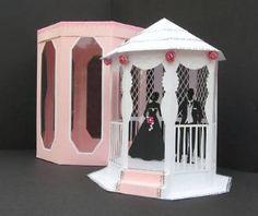 Wedding Gazebo & Box Template