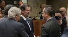 LA VOZ DE LA DEMOCRACIA: Los líderes europeos debaten cómo elevar la presió...