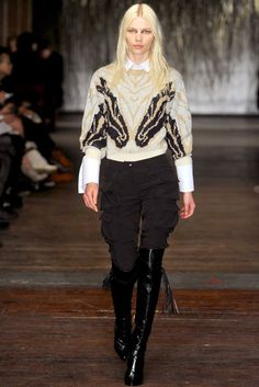 The Fourteen Biggest Trends From the Fall 2012 Runways -- The Cut