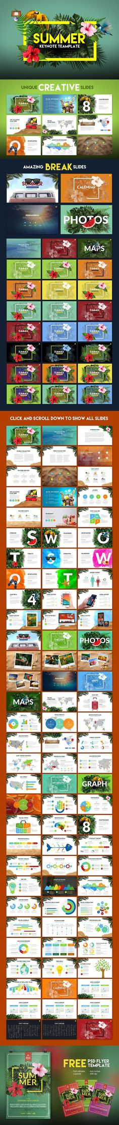 Mangalo Keynote Template  Presentation Templates Infographic And