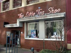 The Little Tea Shop, Memphis, TN. Southern home style food at its finest.