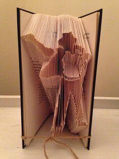 Etsy listing at https://www.etsy.com/listing/219559557/book-folding-pattern-for-michael-jackson