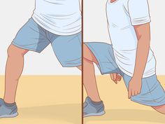 How to Strengthen Your Achilles Tendon. Your Achilles tendons connect your calf muscles to your heel bones. It's important for these tendons to be strong because they deal with a lot of pressure when one walks, runs, and jumps. Sciatica Stretches, Stretches For Flexibility, Body Stretches, Increase Flexibility, Improve Posture, Calf Muscles, Sore Muscles, Do Exercise, Excercise
