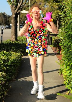 18 Photos Of Richard Simmons Still Being Fabulous. Always makes me smile, this guy.