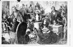 Christmas egg-nogging in 1866 Ellicott City