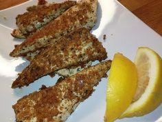 Tupun tupa: Leivitetyt tofufileet (vegaani)