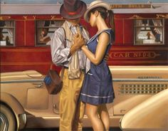 25 Beautiful and Mind Blowing Oil Paintings by Peregrine Heathcote. Read full article: http://webneel.com/webneel/work/peregrineheathcoteoilpaintings-62 | more http://webneel.com/paintings | Follow us www.pinterest.com/webneel