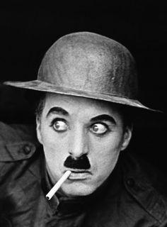 Charlie Chaplin ~ Shoulder Arms, 1918