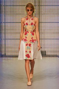 Holly Fulton Spring 2013 Ready-to-Wear Runway