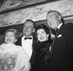 Legends converge. Irene Dunne, John Wayne,... | Citizen Screen Nicholas Ray, Sterling Hayden, The Long Goodbye, Rosalind Russell, Irene Dunne, Barbara Stanwyck, Lucille Ball, Joan Crawford, John Wayne