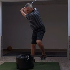 This drill will probably change the way that you think about the golf swing forever, teaching you how the Tour pros move to make the golf swing look so effortless as they generate astonishing club head speed and consistently strike the ball beautifully.