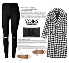 """""""Yoins 7/10"""" by nejra-l ❤ liked on Polyvore featuring women's clothing, women, female, woman, misses and juniors"""