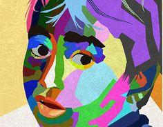 "Check out new work on my @Behance portfolio: ""WPAP ART"" http://be.net/gallery/47641687/WPAP-ART"