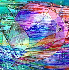 'The Scalar E' von Gertrude  Scheffler bei artflakes.com als Poster oder Kunstdruck $18.71
