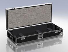 Flightcase, Yamaha PSR Tyros 3/4 61 Key, 1140x450x145, rodas | Santosom
