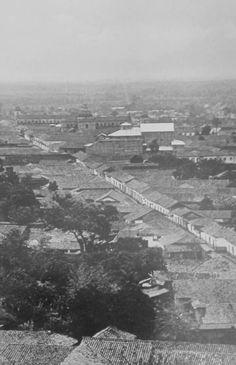Panorámica de #Cali al inicio del Siglo veinte. #CaliViejo