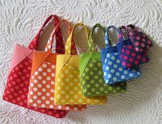 miniature tote bags
