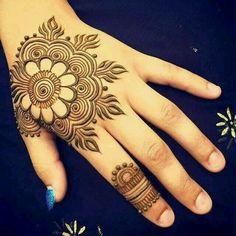 Nice mehndhi designs