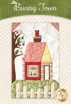 Bunny Town - Set of 7 Patterns + Accessory Fabric Packet