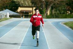 La favola di Raffaele #LaSpezia che a 14 anni torna a correre