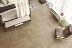 Landes Collection: Wood experience. #floortile #tile #porcelanico #pavimento #bedroom #dormitorio #wood #madera  #decoration #decoracion #inspiracion #style #landes #fustech #argenta #friendlytile
