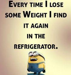 Uggghhhhh.... #StruggleIsReal #NeedALockOnMyRefrigerator